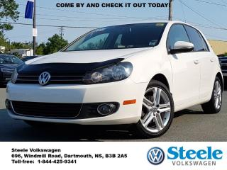 Used 2013 Volkswagen Golf Comfortline - TDI Diesel, Off Lease, Low Mileage for sale in Dartmouth, NS
