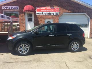 Used 2011 Ford Edge SEL Heated Leather Panoramic Sunroof AWD Bluetooth for sale in Bowmanville, ON