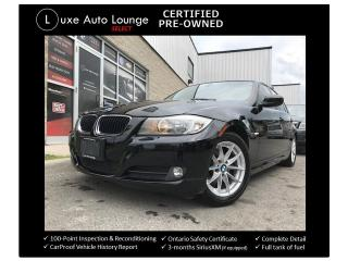 Used 2010 BMW 3 Series 323i - 6SPEED! SUNROOF, HEATED SEATS! for sale in Orleans, ON