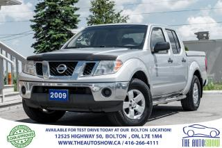 Used 2009 Nissan Frontier Pro-4X 4 FULL DOORS V6 4WD AUTO CERTIFIED for sale in Caledon, ON