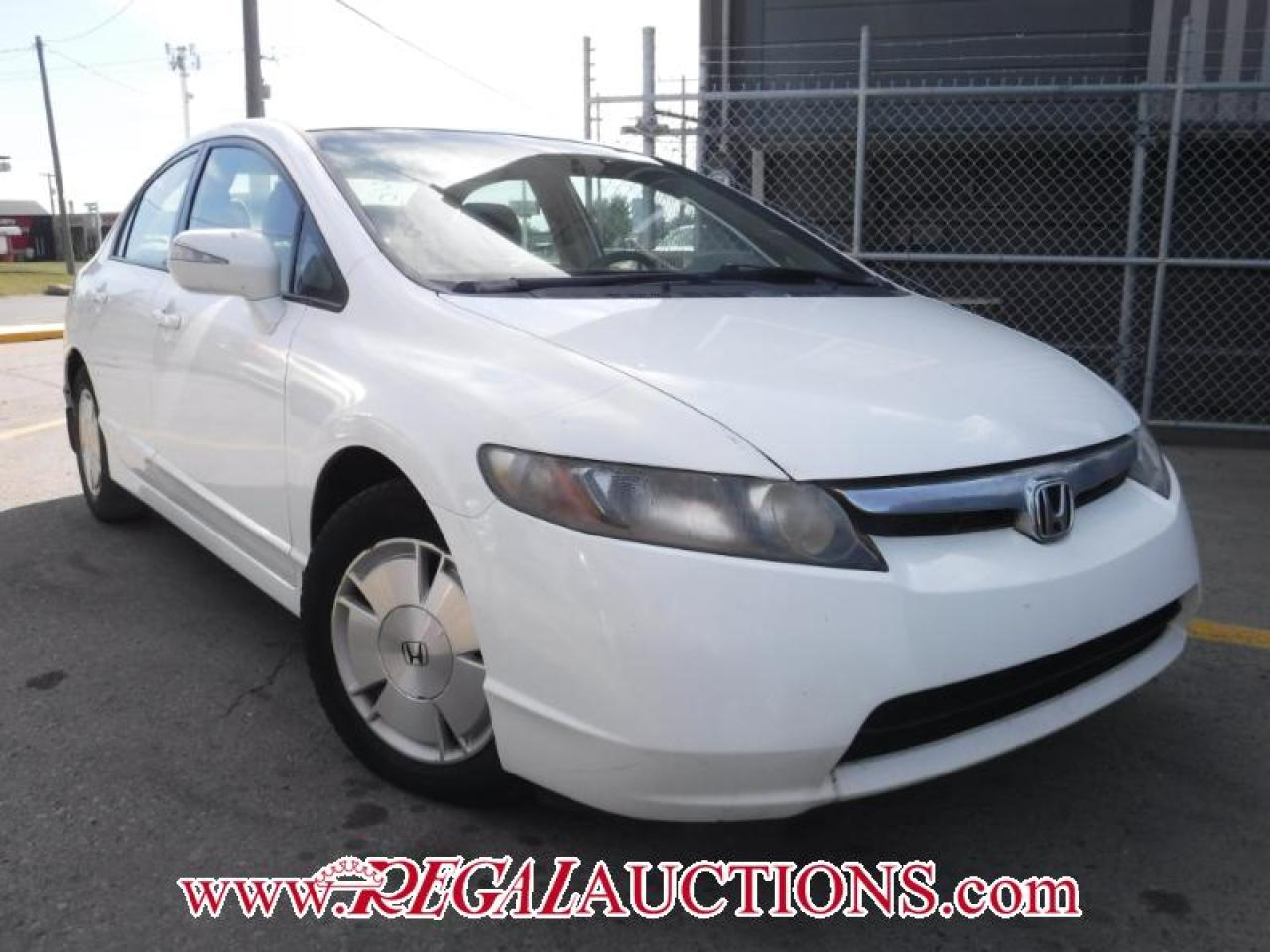 Photo of White 2008 Honda Civic