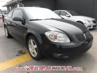 Used 2008 Pontiac G5 2D Coupe for sale in Calgary, AB