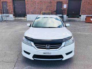 Used 2013 Honda Accord LX for sale in Brampton, ON