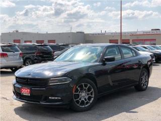 Used 2017 Dodge Charger SXT**AWD**8.4 Touchscreen**Sunroof**NAV** for sale in Mississauga, ON