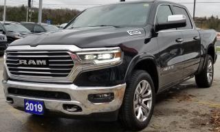 New 2019 RAM 1500 LARAMIE LONGHORN for sale in Owen Sound, ON