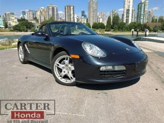 Used 2005 Porsche Boxster Base + Summer Clearance! On Now!! for sale in Vancouver, BC