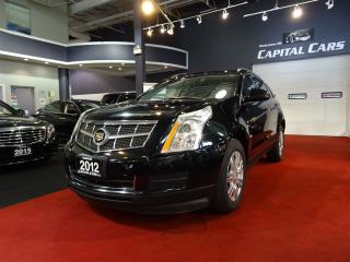 Used 2012 Cadillac SRX LUXURY / BACK UP CAMERA / BLUETOOTH for sale in North York, ON