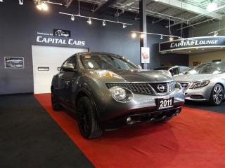 Used 2011 Nissan Juke SL / NAVIGATION / BACK UP CAMERA for sale in North York, ON