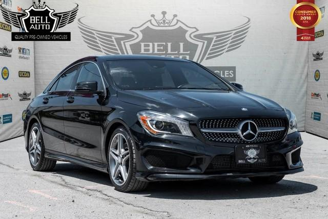 Amazing Used 2014 Mercedes Benz Cla Class Limited Package Sunroof Download Free Architecture Designs Scobabritishbridgeorg