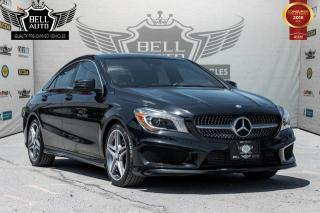 Used 2014 Mercedes-Benz CLA250 LIMITED PACKAGE SUNROOF LEATHER INTERIOR BACK-UP CAM for sale in Toronto, ON
