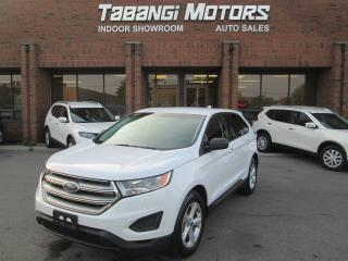 Used 2016 Ford Edge SE | REAR CAMERA | 2.0L ECOBOOST | BLUETOOTH for sale in Mississauga, ON