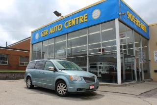 Used 2008 Chrysler Town & Country TOURING | POWER WINDOWS | 7 PASSENGER | EVERYONE GETS FINANCED! for sale in Hamilton, ON