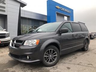 Used 2016 Dodge Grand Caravan - for sale in Barrie, ON