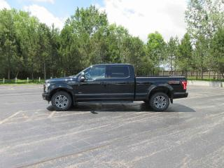 Used 2016 Ford F-150 XLT FX4 CREW 4X4 for sale in Cayuga, ON