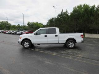 Used 2014 Ford F-150 XLT CREW 4X4 for sale in Cayuga, ON
