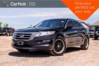 Used 2010 Honda Accord Crosstour EX-L|4WD|Sunroof|Bluetooth|Leather|Heated Front Seats|Keyless|18