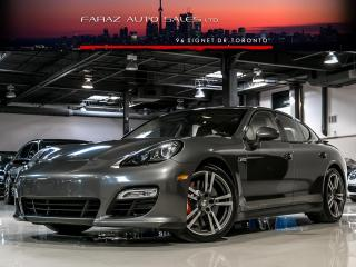 Used 2013 Porsche Panamera GTS|SPORT EXHAUST|FULLY LOADED for sale in North York, ON