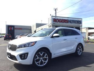 Used 2016 Kia Sorento SX V6 AWD - NAVI - 7 PASS - PANO ROOF for sale in Oakville, ON