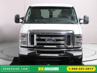 Used 2012 Ford Econoline COMMERCIAL A/C for sale in Saint-leonard, QC
