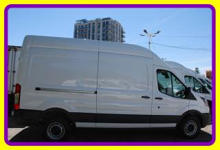 Used 2016 Ford TRANSIT-250 3/4 Ton HIGH ROOF Cargo Van Loaded for sale in Woodbridge, ON