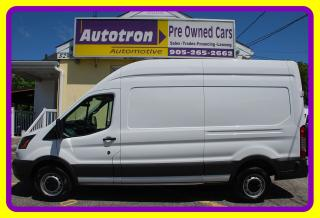 Used 2017 Ford TRANSIT-250 3/4 Ton HIGH ROOF Cargo Van for sale in Woodbridge, ON