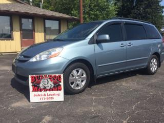 Used 2008 Toyota Sienna LE for sale in Glencoe, ON