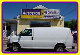 Used 2013 Chevrolet Express 2500 3/4 Ton Cargo Van, A/C for sale in Woodbridge, ON