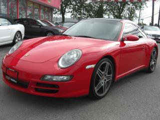 Used 2007 Porsche 911 4S Targa for sale in London, ON