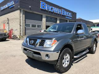 Used 2007 Nissan Frontier NISMO, LOCAL, KING CAB, 4X4, for sale in Surrey, BC