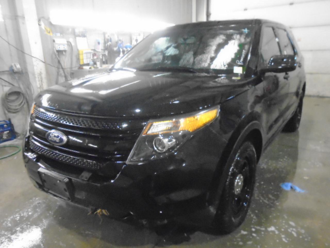 Photo of Black 2014 Ford Explorer