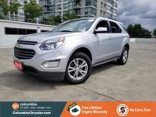 Used 2016 Chevrolet Equinox LT for sale in Richmond, BC