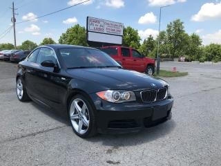 Used 2009 BMW 1 Series 135i for sale in Komoka, ON