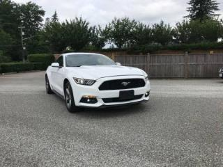 Used 2016 Ford Mustang V6 for sale in Surrey, BC