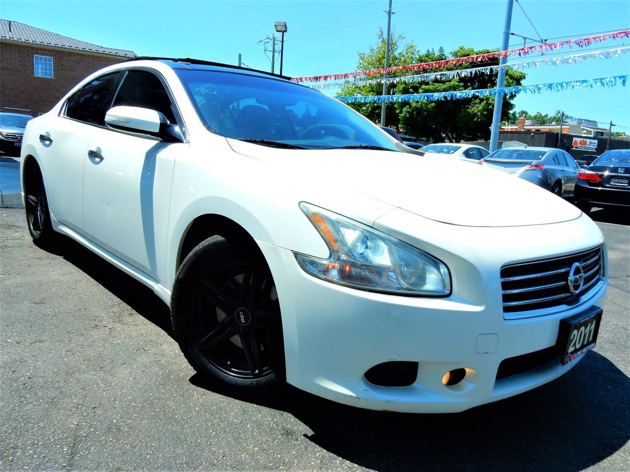 Used 2011 Nissan Maxima 3.5 SV ***PENDING SALE*** for Sale in ...