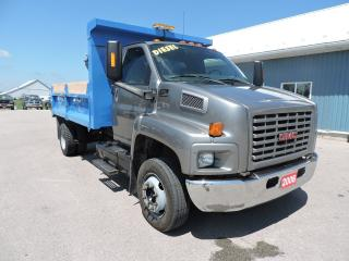 Used 2006 GMC C6500 7.2L Caterpillar. Dump truck for sale in Gorrie, ON