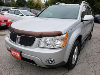 Used 2009 Pontiac Torrent MUST SEE!/AUX/Remote Start/Alloys/Power Group for sale in Scarborough, ON