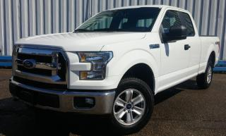 Used 2016 Ford F-150 Super Cab 4X4 for sale in Kitchener, ON