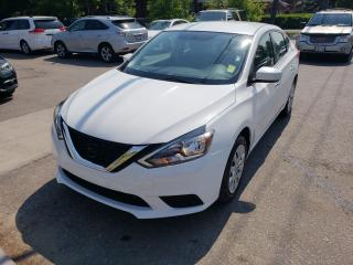Used 2017 Nissan Sentra SV for sale in Toronto, ON