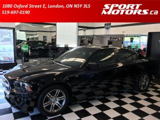 Used 2012 Dodge Charger Remote Start+Heated Seats+Bluetooth+Sunroof+A/C for sale in London, ON