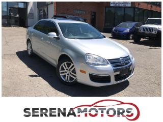 Used 2007 Volkswagen Jetta HIGHLINE | ONE OWNER | LEATHER | SUNROOF | LOW KM for sale in Mississauga, ON