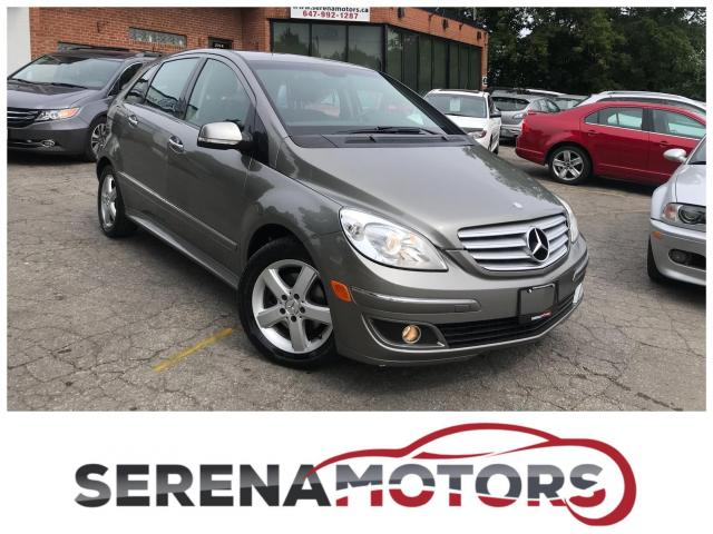 2008 Mercedes-Benz B 200 B200 | HEATED SEATS | NO ACCIDENTS | LOW KM'S