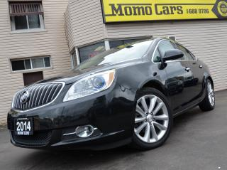 Used 2014 Buick Verano Conv!LeatherSeats!BackupCam!Only$128/bi-weekly! for sale in St Catharines, ON