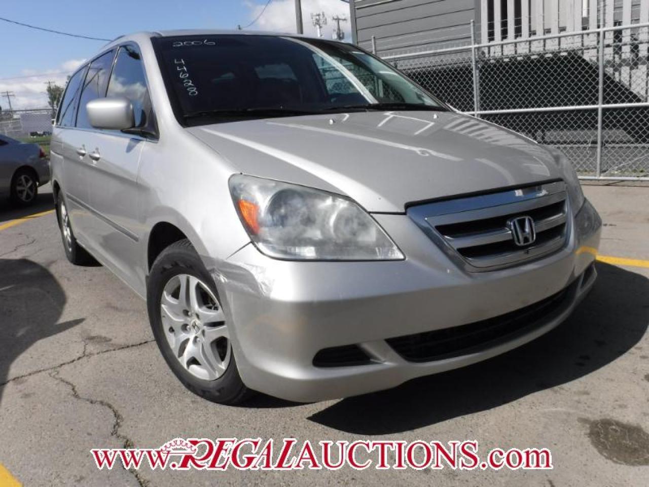 Photo of Silver 2006 Honda Odyssey