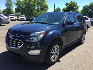 Used 2017 Chevrolet EQUINOX LT * AWD * NAV * BACKUP CAMERA * HEATED SEATS * MOONROOF * BLUETOOTH * LOW KM for sale in London, ON
