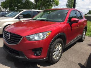 Used 2016 Mazda CX-5 AWD * ONE OWNER * BACKUP CAM * MOONROOF * BLUETOOTH * HEATED SEATS for sale in London, ON