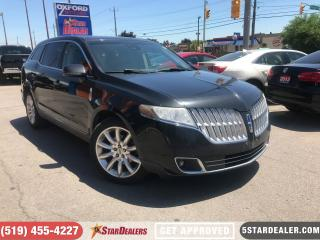 Used 2010 Lincoln MKT | LEATHER | NAV | ROOF | AWD for sale in London, ON