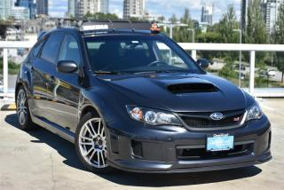 Used 2012 Subaru Impreza WRX STi 5Dr  6sp for sale in Burnaby, BC
