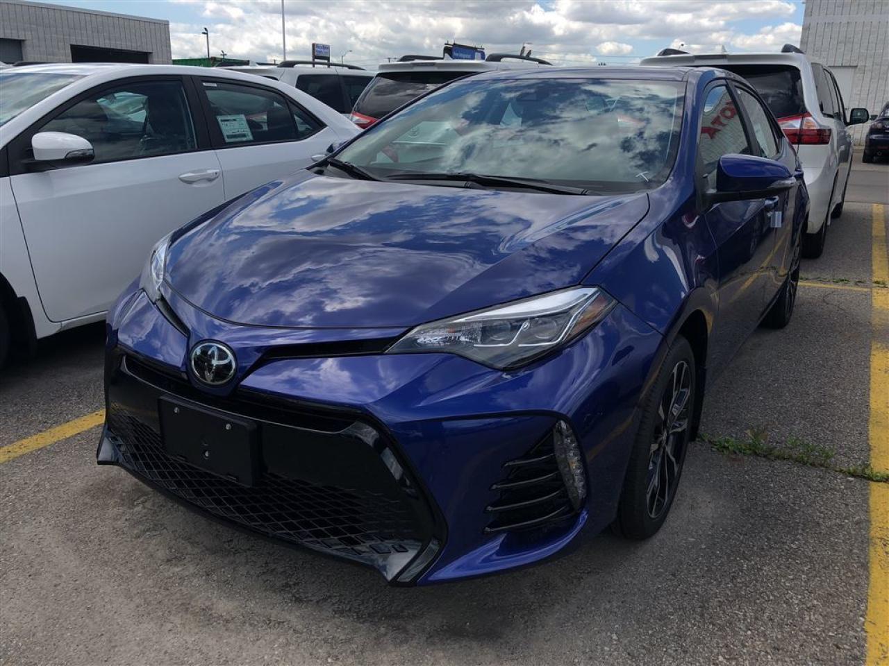 2019 Toyota Corolla SE