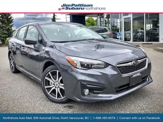 Used 2018 Subaru Impreza Sport Eyesight DEMO for sale in Surrey, BC