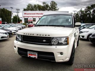 Used 2010 Land Rover Range Rover SPORT SUPERCHARGED for sale in Port Moody, BC